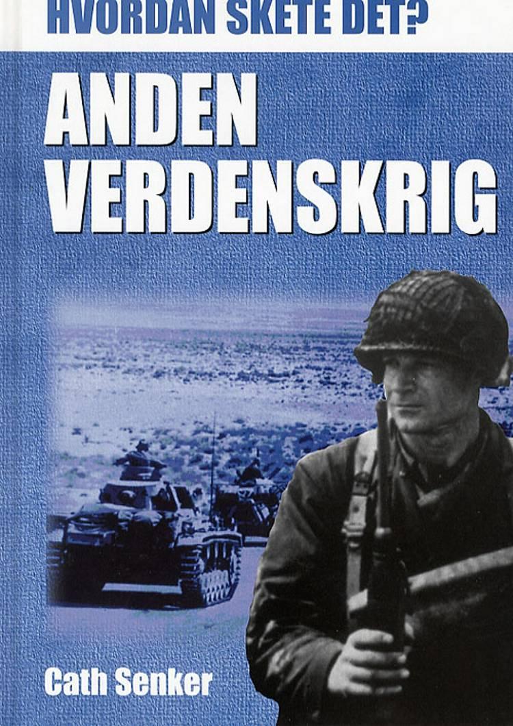 Anden Verdenskrig af Cath Senker