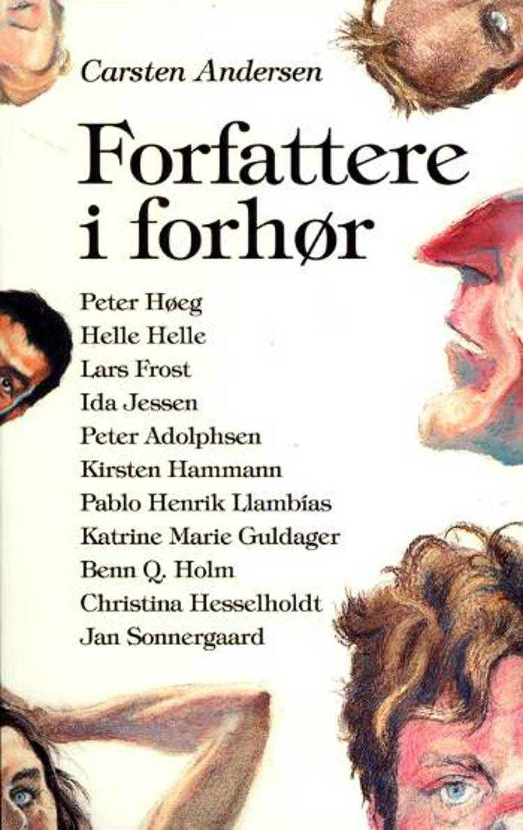 Forfattere i forhør af Carsten Andersen