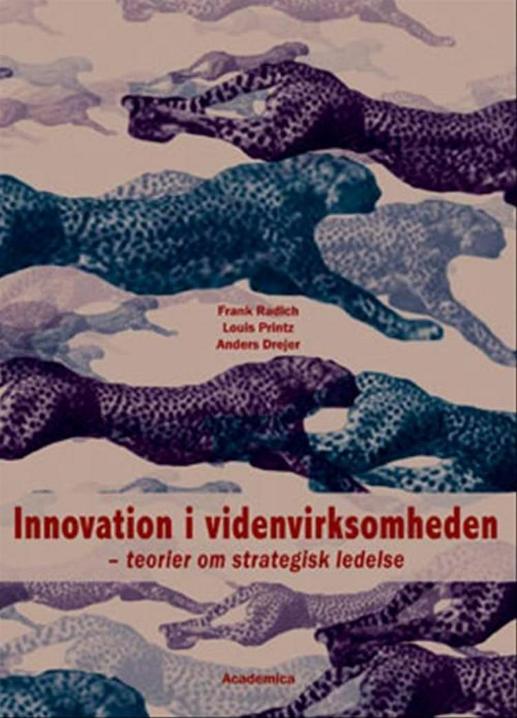 Innovation i videnvirksomheden af Anders Drejer, Louis Printz og Frank Radich
