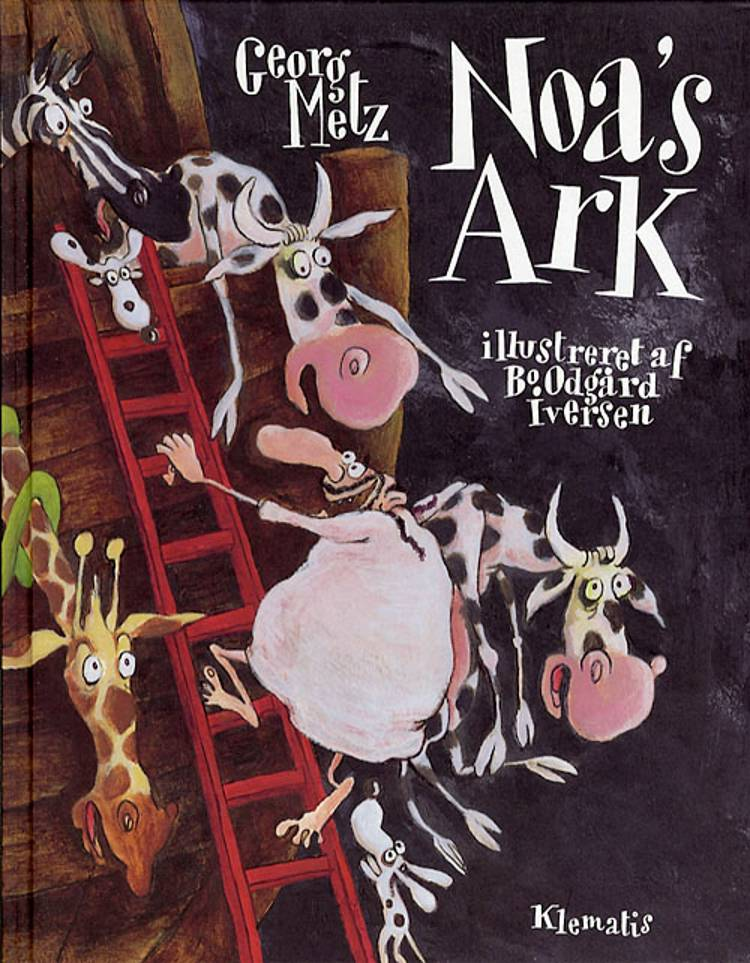 Noa's ark af Georg Metz