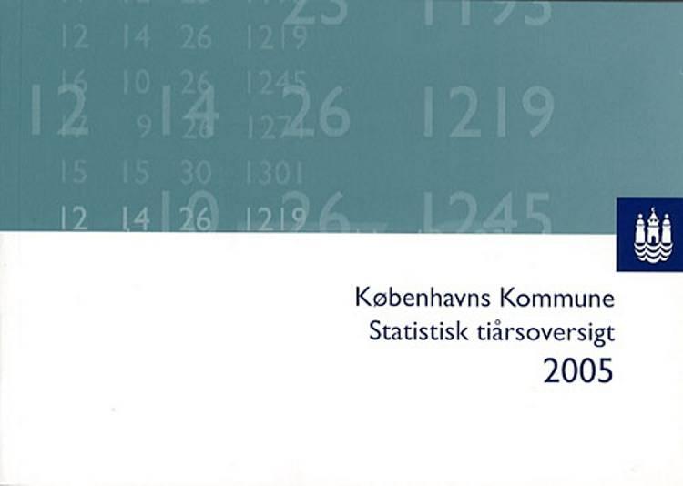 Statistisk tiårs-oversigt for Københavns kommune
