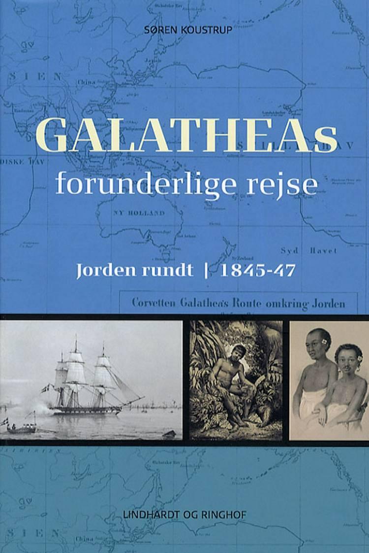Galatheas forunderlige rejse af Søren Koustrup