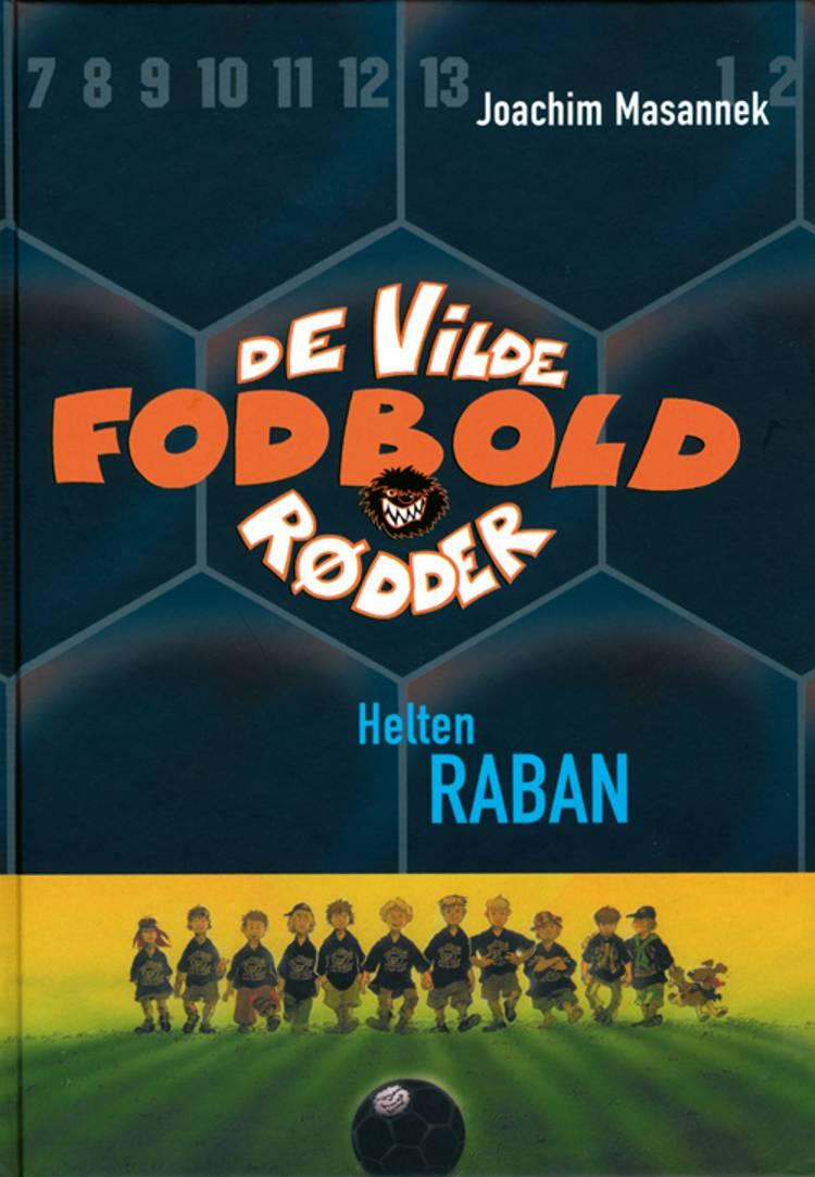 Helten Raban af Joachim Masannek