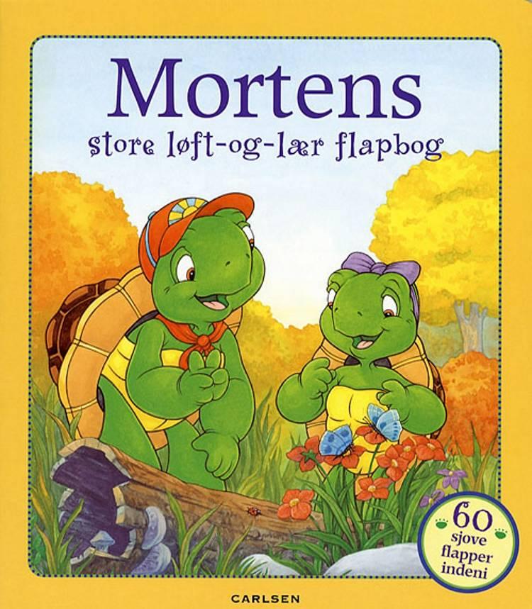 Mortens store løft-og-lær flapbog af Sean Jeffrey