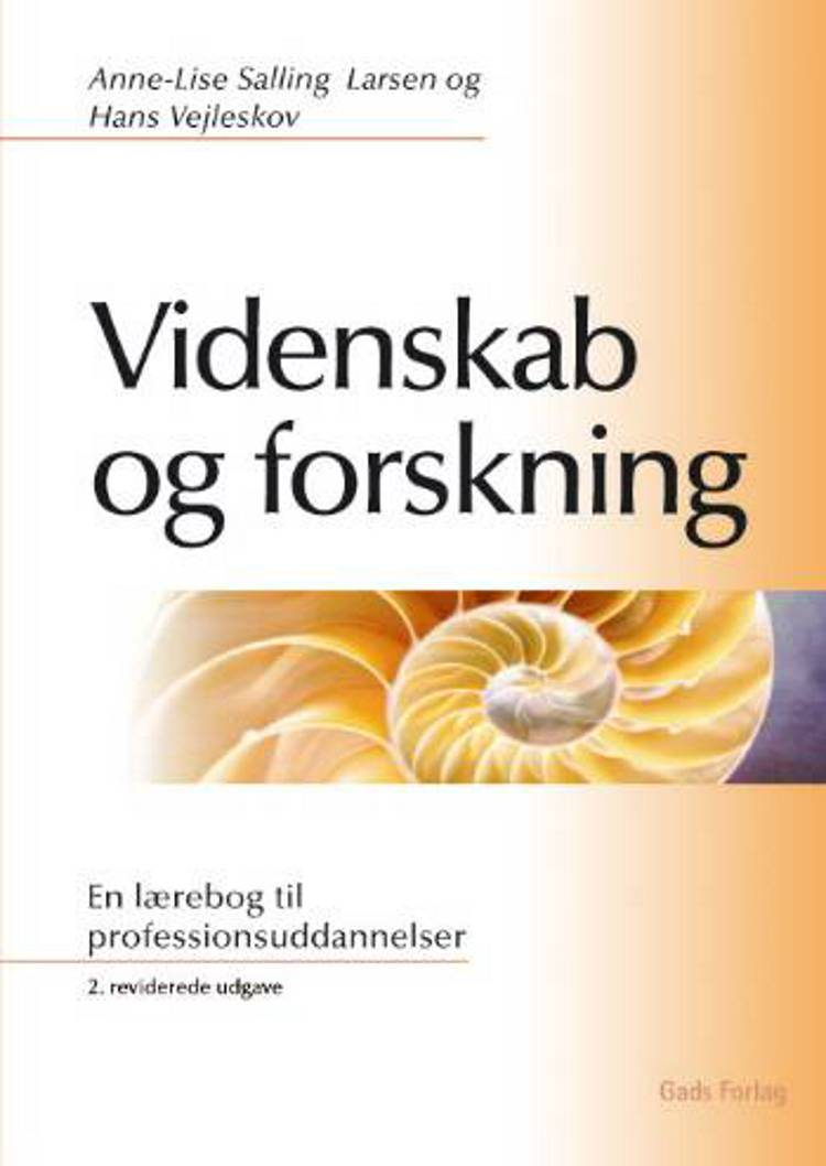 Videnskab og forskning af Hans Vejleskov og Anne-Lise Salling Larsen