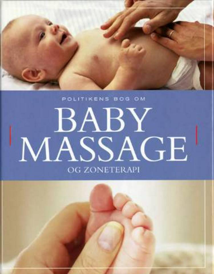 Politikens bog om babymassage og zoneterapi af Wendy Kavanagh