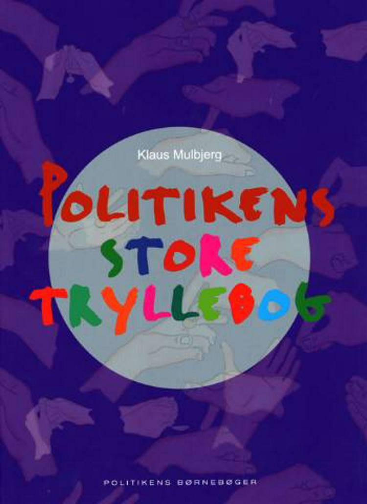 Politikens store tryllebog af Klaus Mulbjerg