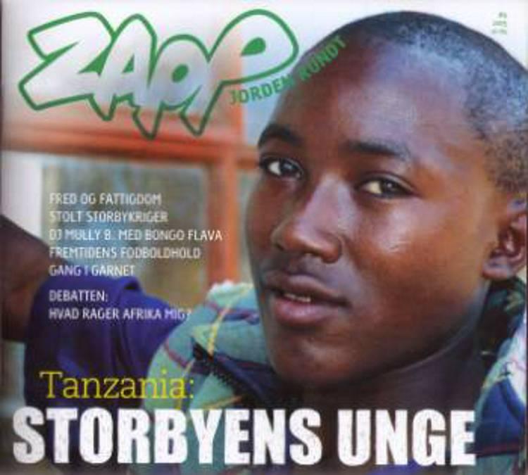 Tanzania: Storbyens unge