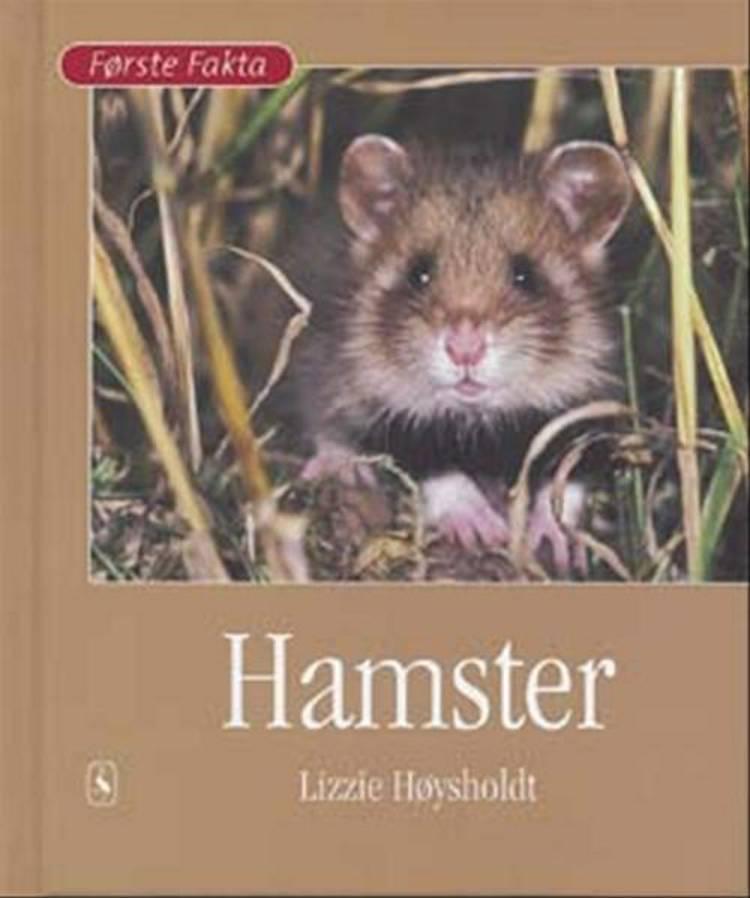 Hamster af Lizzie Høysholdt