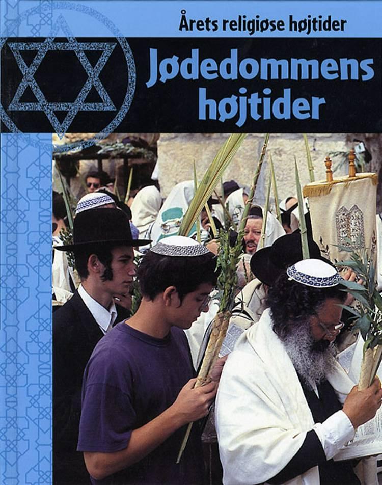 Jødedommens højtider af Anita Ganeri