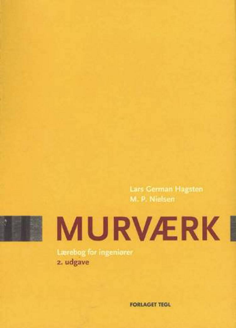 Murværk af Lars German Hagsten, Mogens Peter Nielsen og M.P. Nielsen