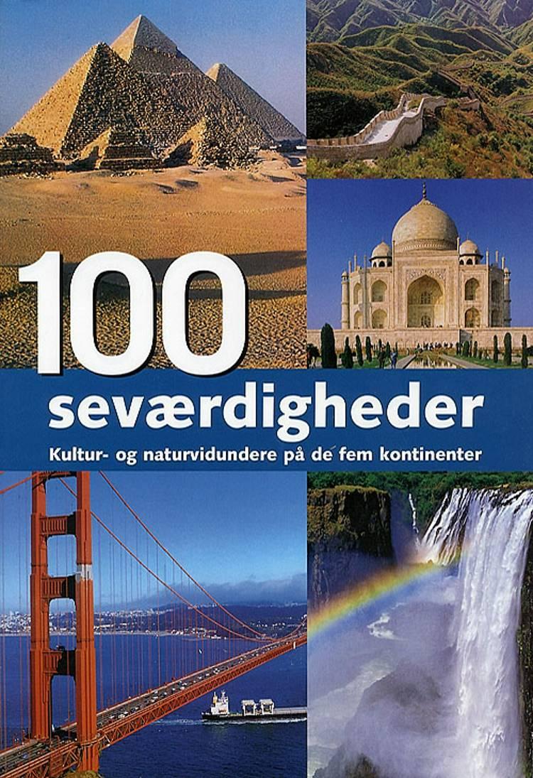 100 Seværdigheder af Winfried Maass og M. Leier