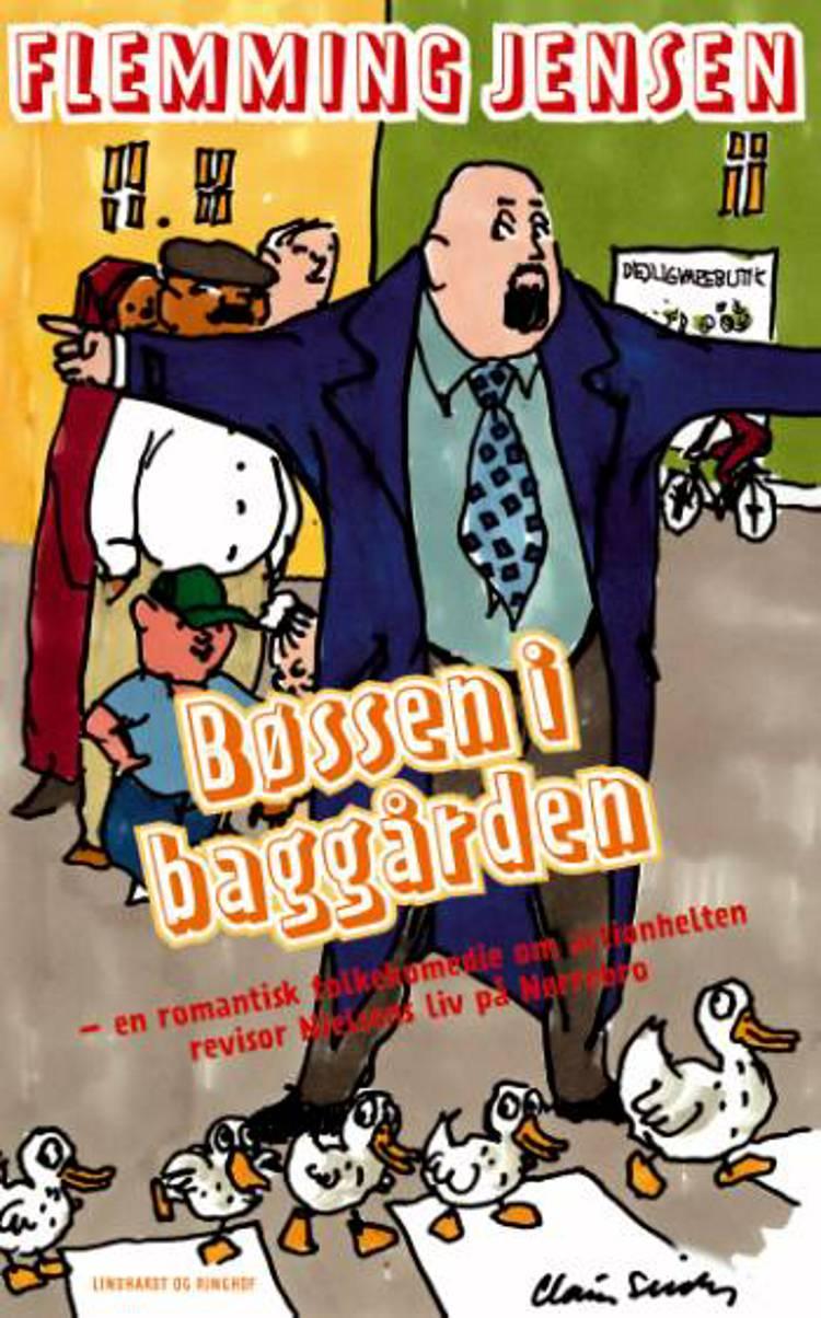 Bøssen i baggården af Flemming Jensen