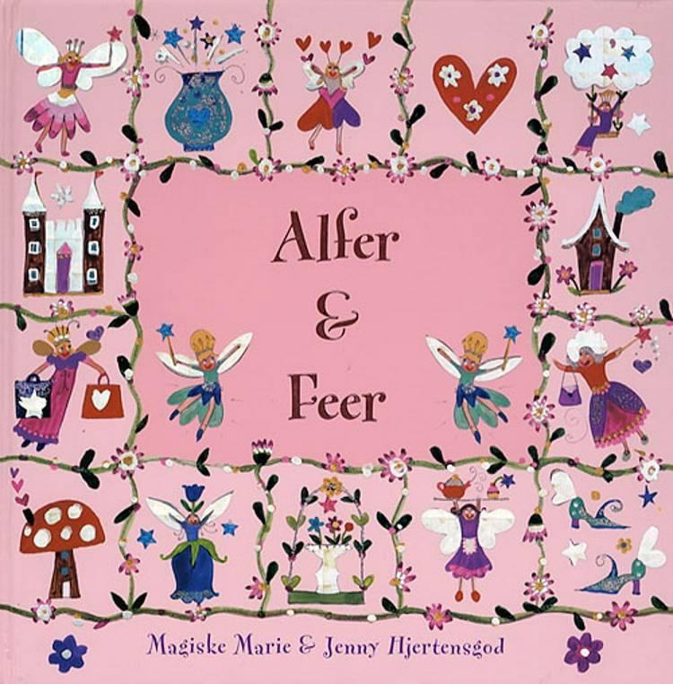 Alfer & feer af Magiske Marie og Meg Magiske Marie