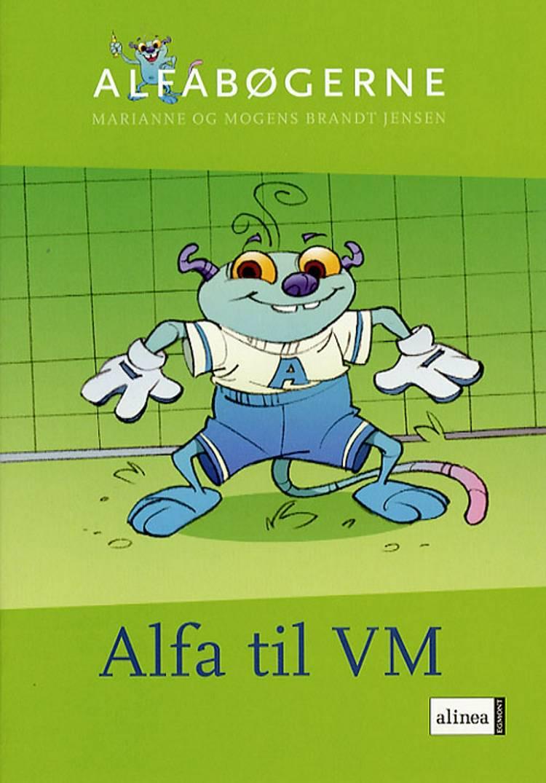 Alfa til VM af Mogens Brandt Jensen, Marianne Brandt Jensen og Marianne Jensen