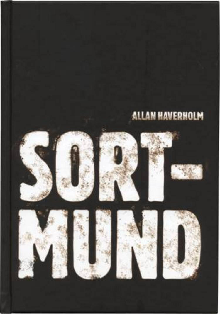 Sortmund af Allan Haverholm