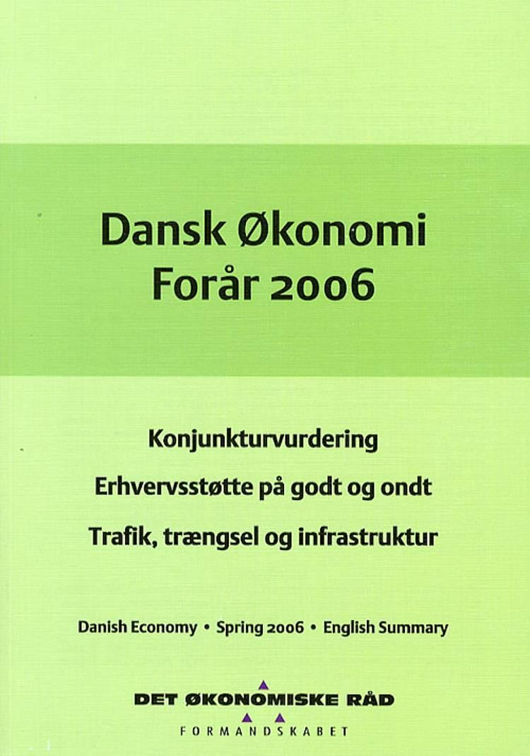 Dansk økonomi, forår 2006