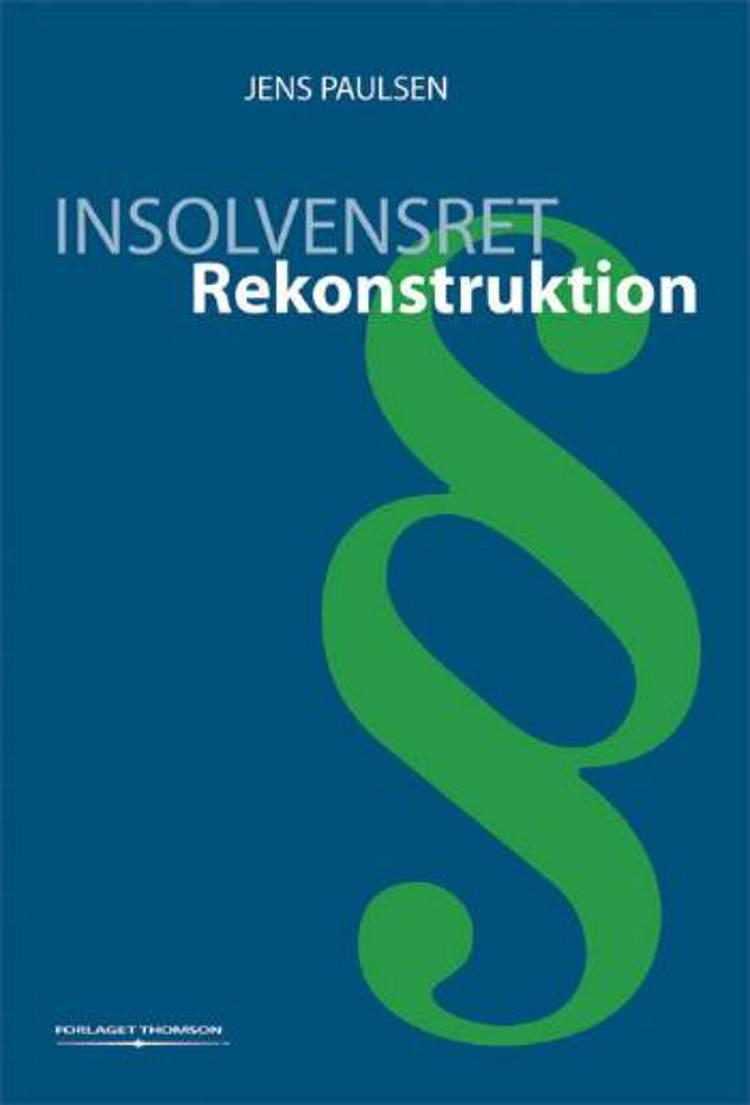 Insolvensret af Jens Paulsen