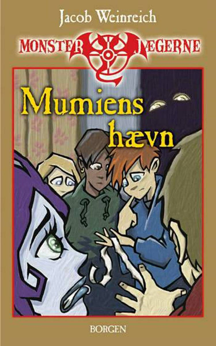 Mumiens hævn af Jacob Weinreich
