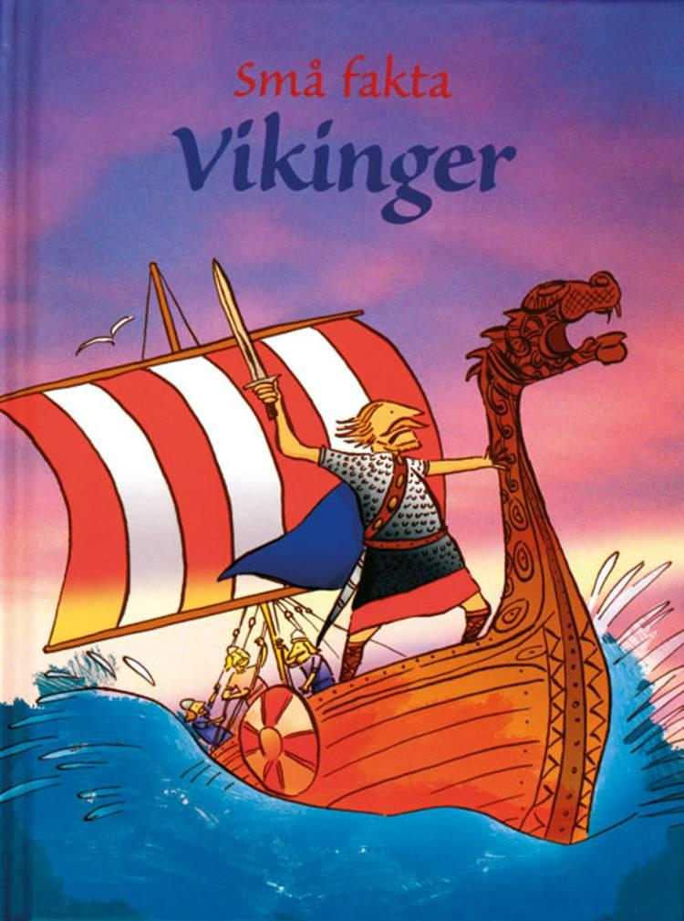 Vikinger af Stephanie Turnbull