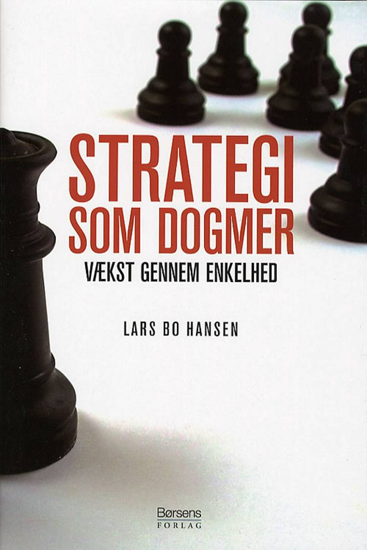 Strategi som dogmer af Lars Bo Hansen