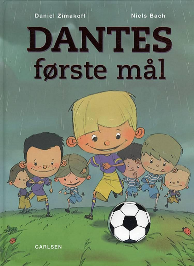 Dantes første mål af Daniel Zimakoff