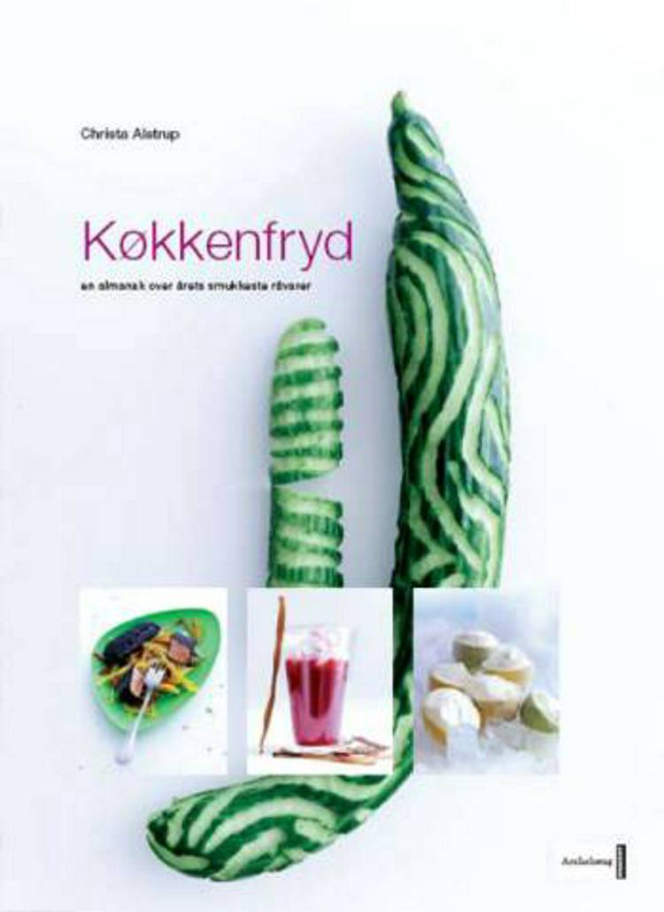Køkkenfryd af Christa Alstrup