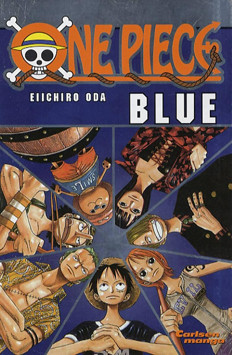 One Piece - blue af Eiichiro Oda