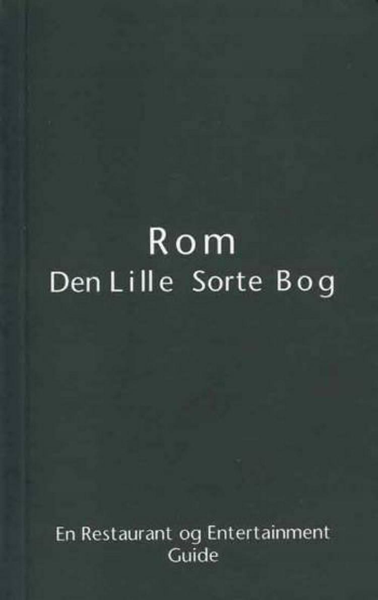 Rom - Den Lille Sorte Bog af Erica Firpo og Christel Brenting, Christel Brenting og Erica Firpo