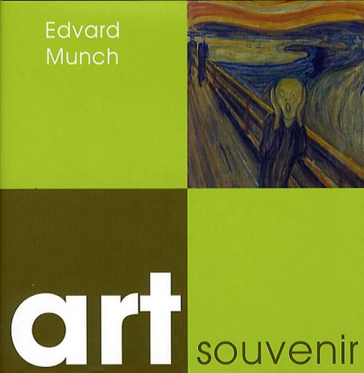 Edward Munch af Holger Kofoed