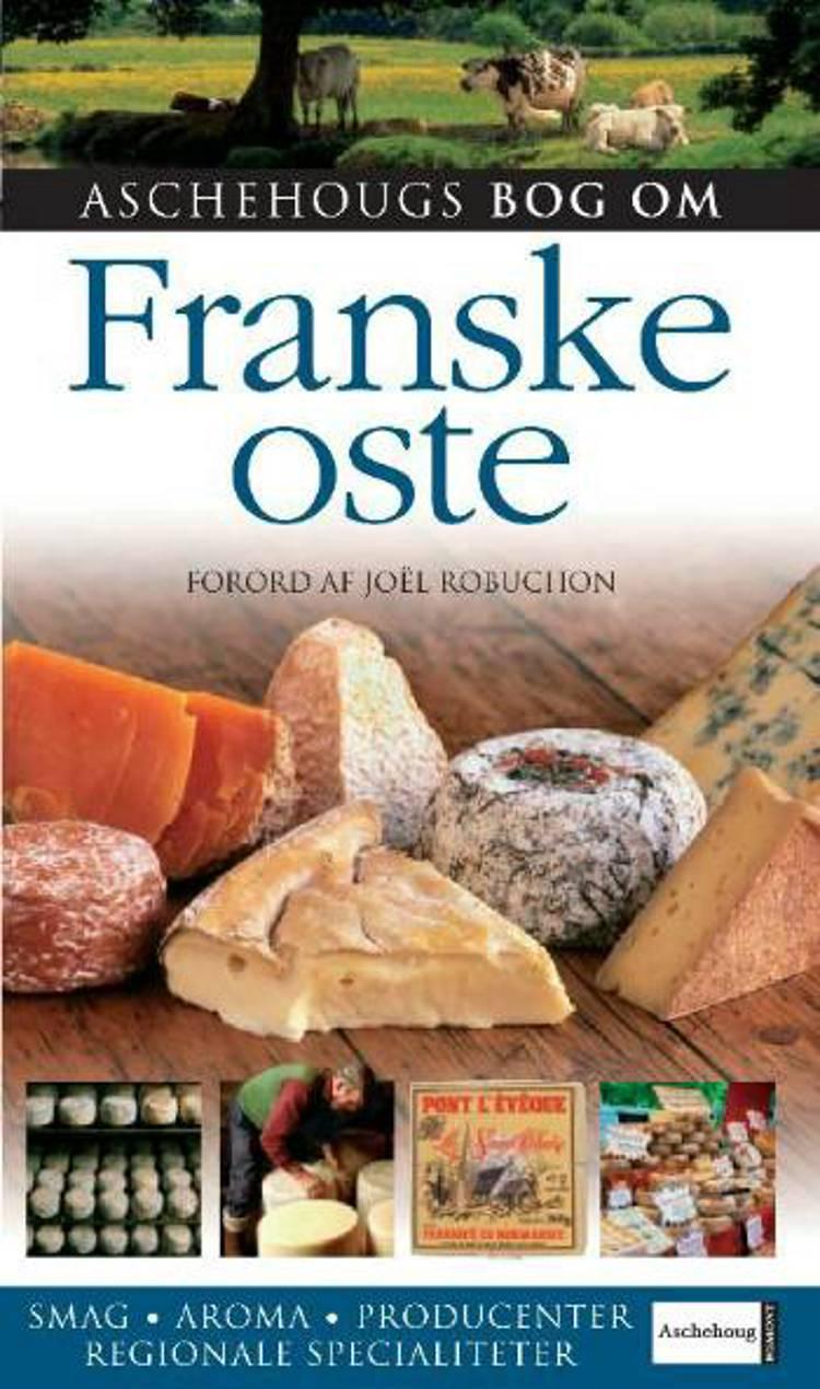 Aschehougs bog om franske oste af Tomoko Yamada og Kazuko Masui