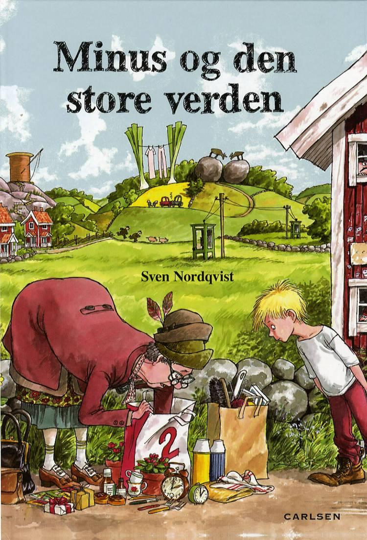Minus og den store verden af Sven Nordqvist
