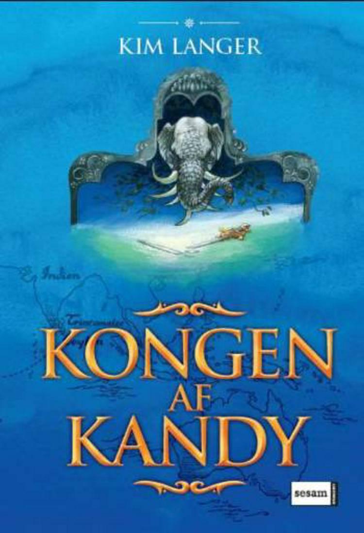 Kongen af Kandy af Kim Langer