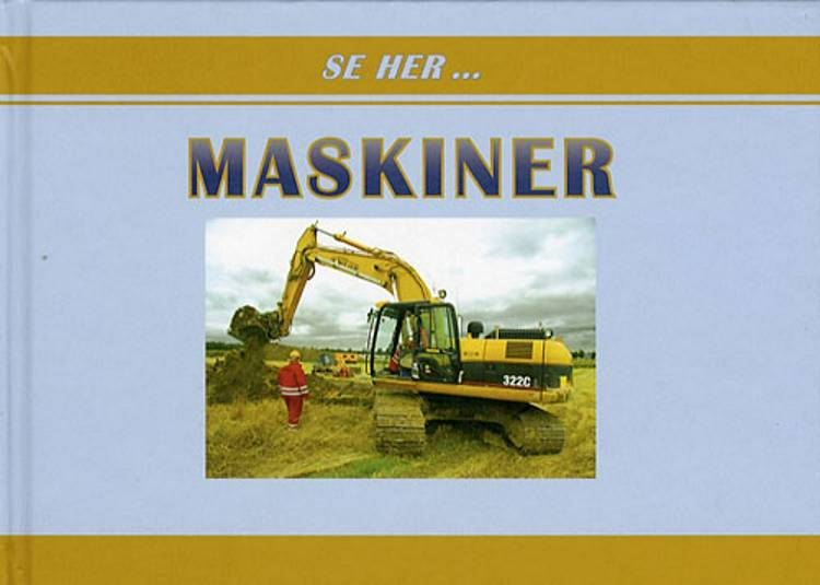 Maskiner af Ole Steen Hansen og Jonas Svenstrup Hansen