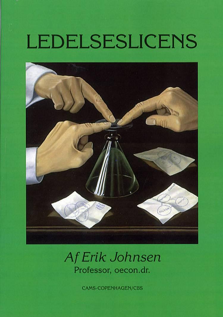 Ledelseslicens af Erik Johnsen