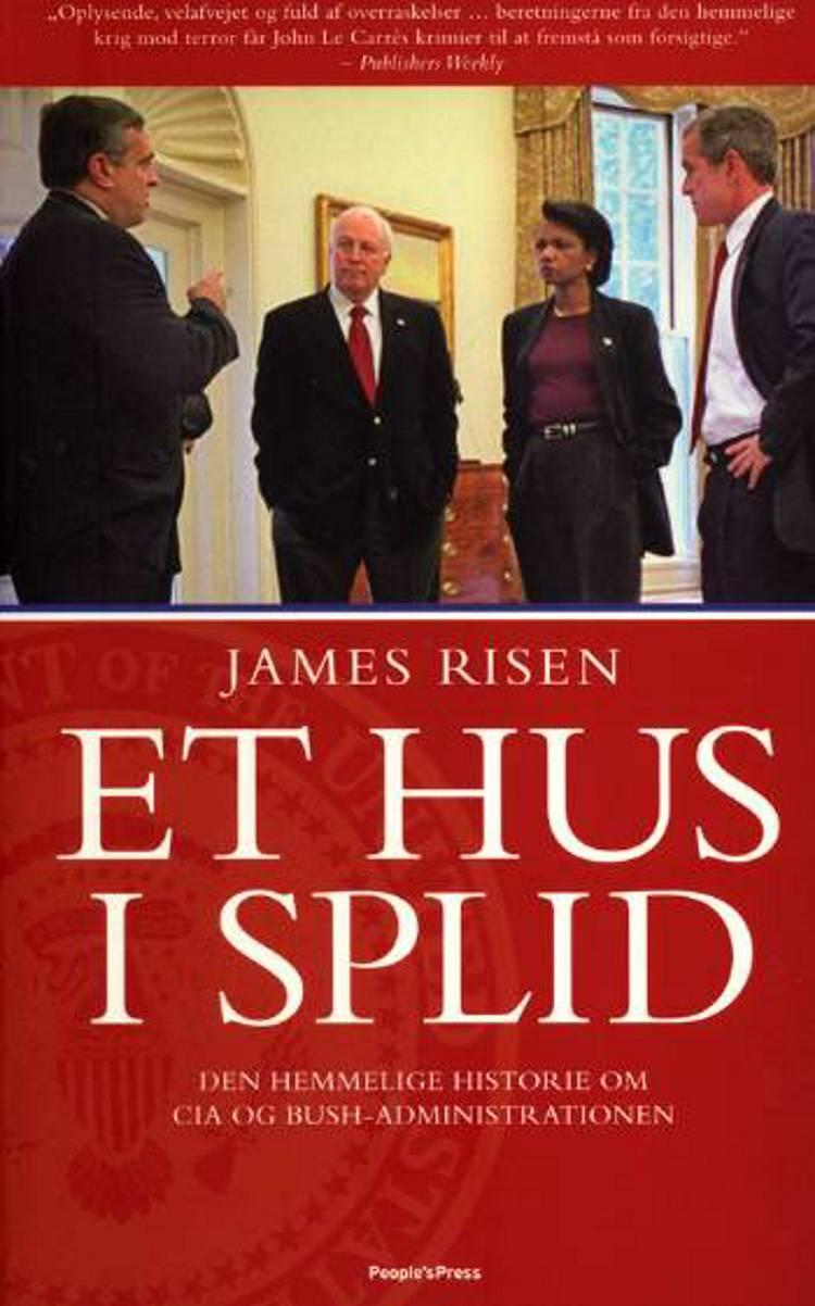 Et hus i splid af James Risen