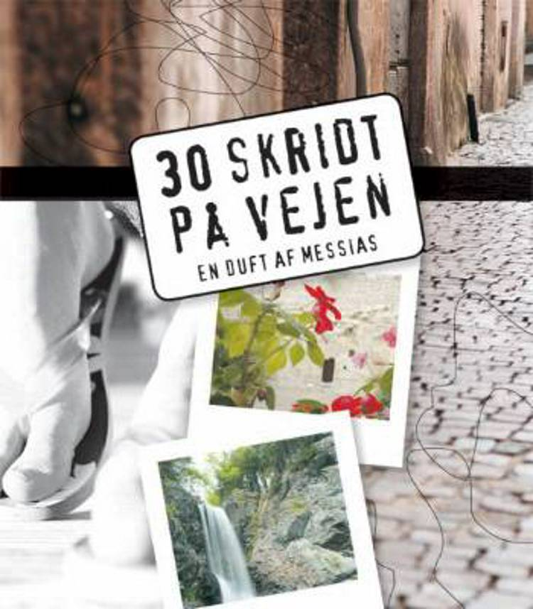 30 skridt på vejen af Randi Mellergaard Baun