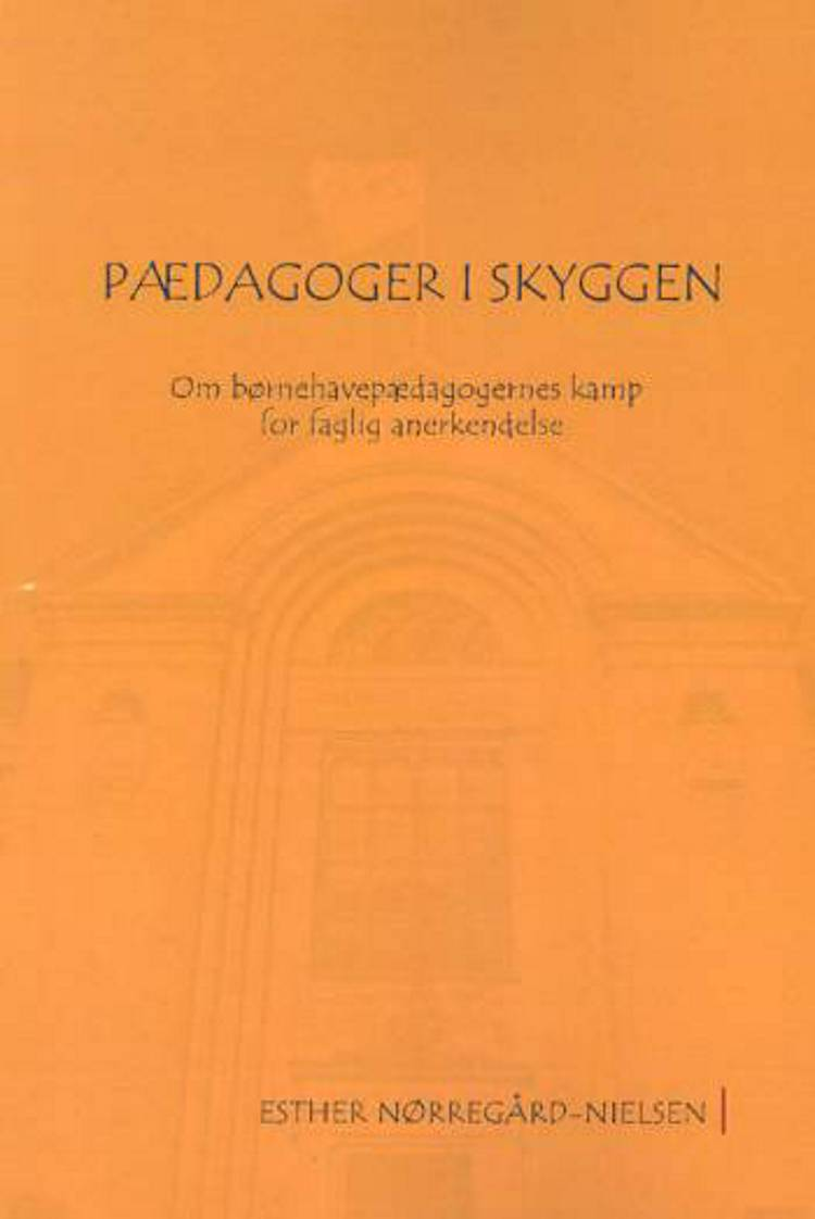 Ph.D.-afhandling af Esther Nørregård-Nielsen