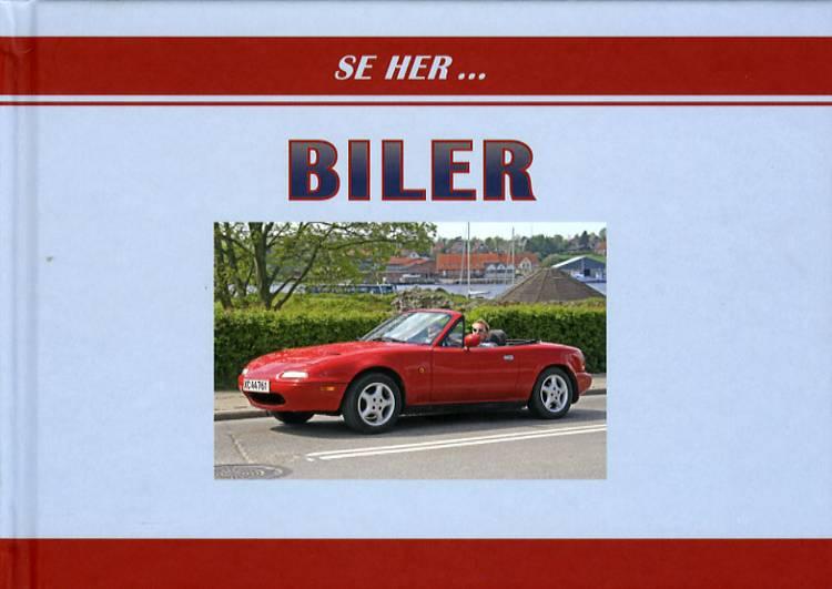 Biler af Ole Steen Hansen og Jonas Svenstrup Hansen