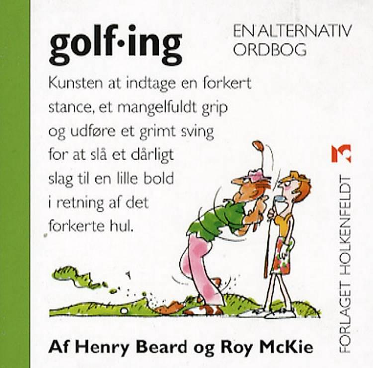 Golfing af Henry Beard og Roy McKie