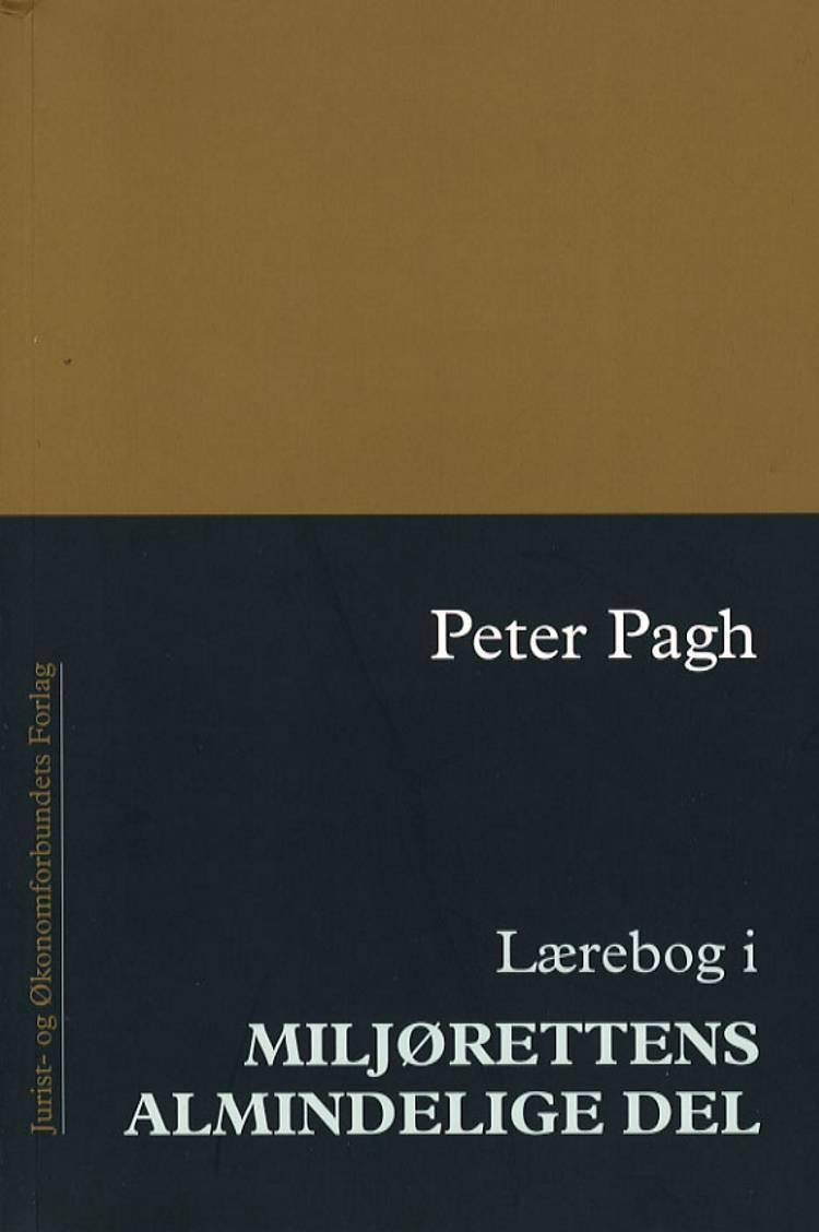 Lærebog i miljørettens almindelige del af Peter Pagh