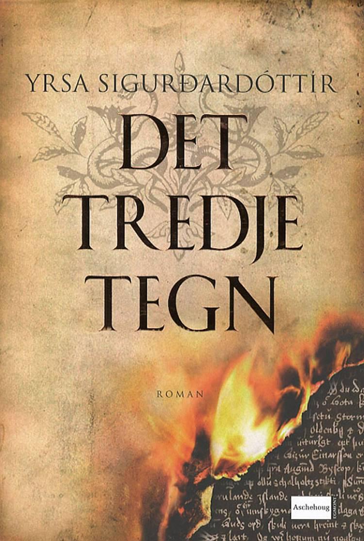 Det tredje tegn af Yrsa Sigurdardottir