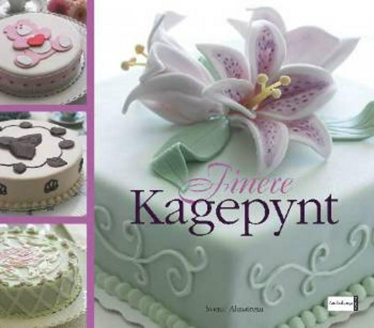 Finere kagepynt af Svend Ahnstrøm