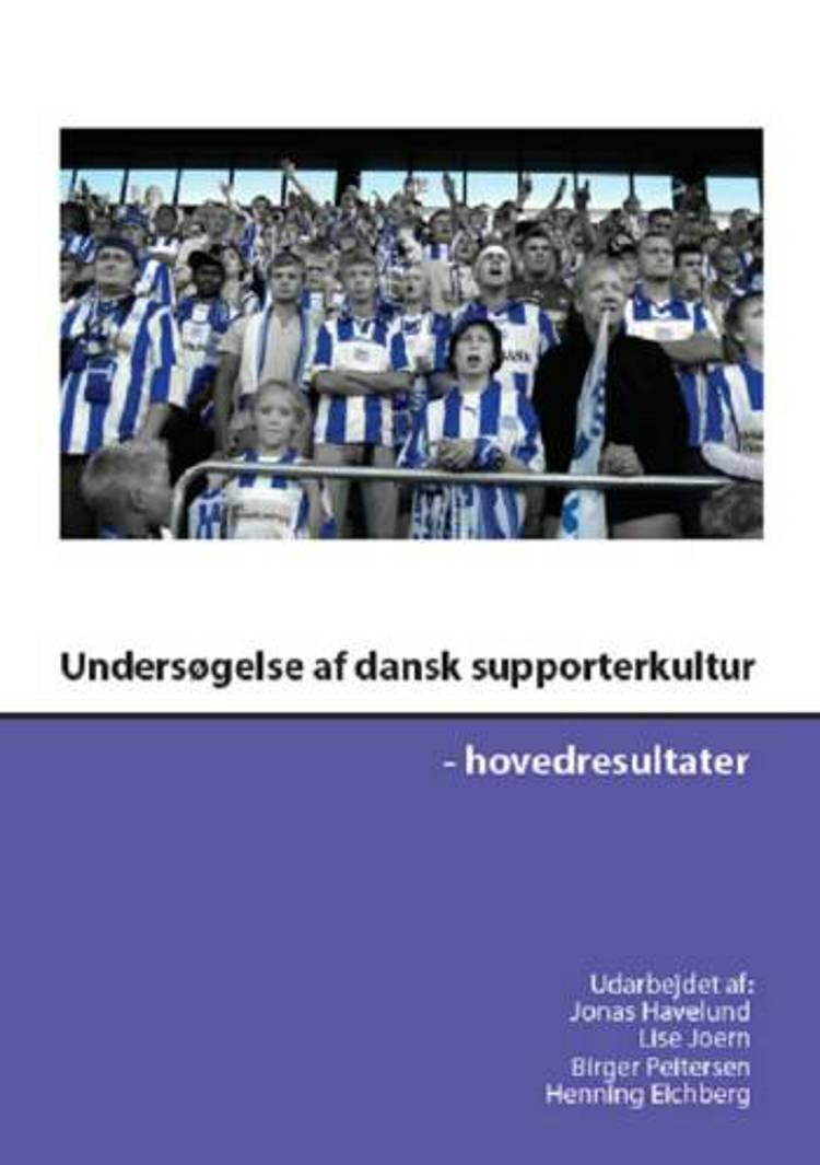 Undersøgelse af dansk supporterkultur af Jonas Havelund