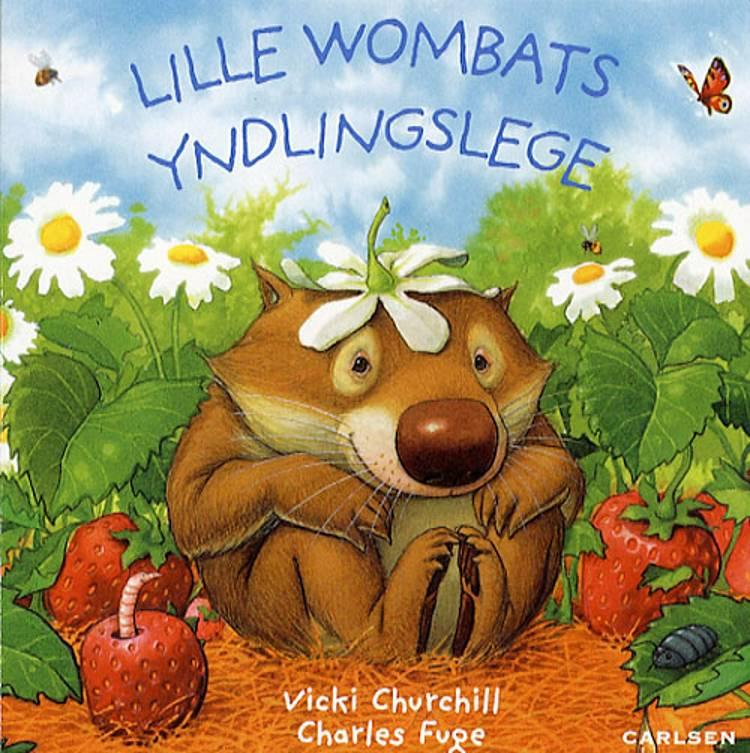 Lille Wombats yndlingslege af Vicki Churchill