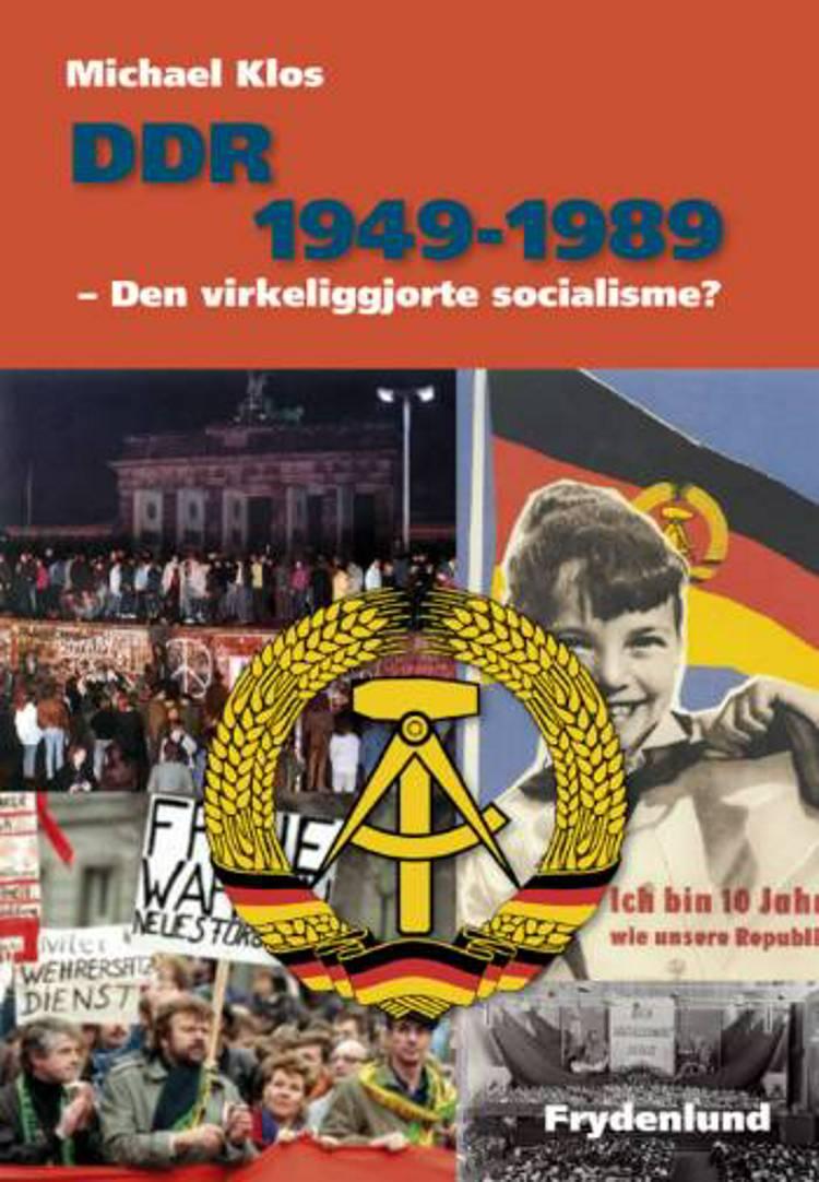 DDR 1949-1989 af Michael Klos