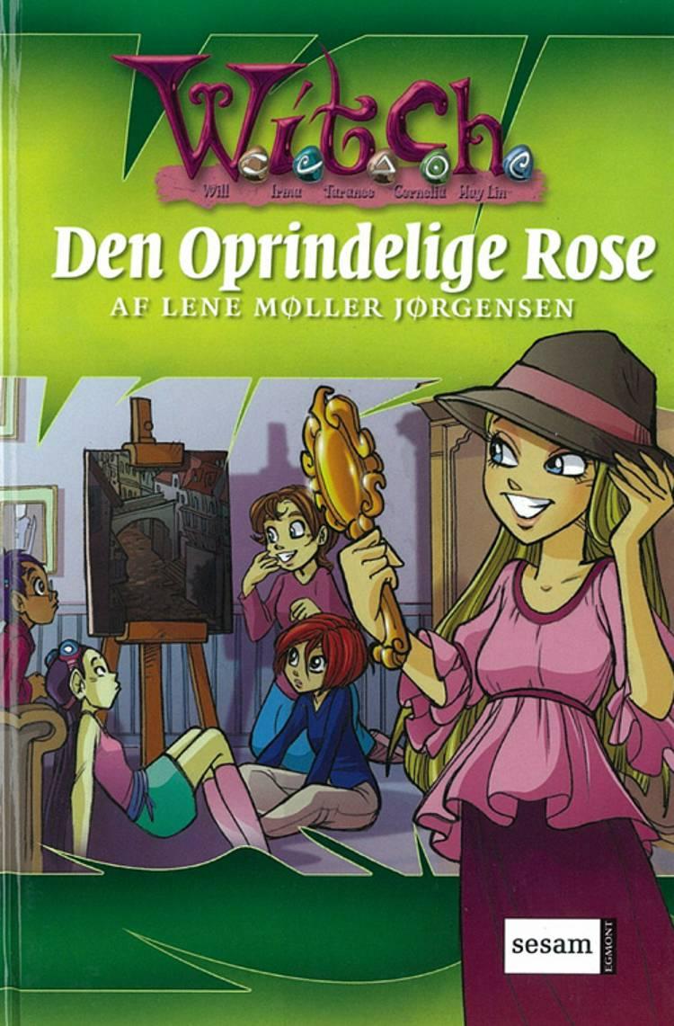 Den oprindelige Rose af Lene Møller Jørgensen