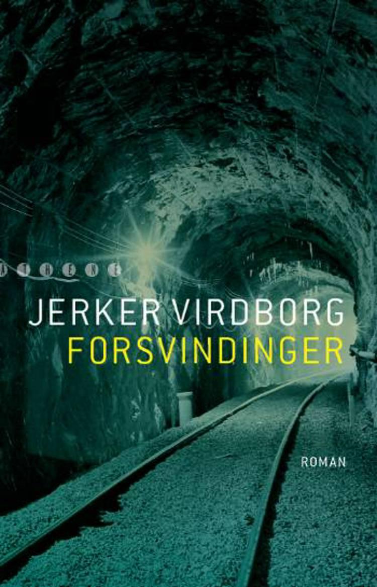 Forsvindinger af Jerker Virdborg