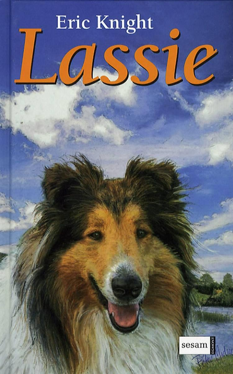 Lassie af Eric Knight