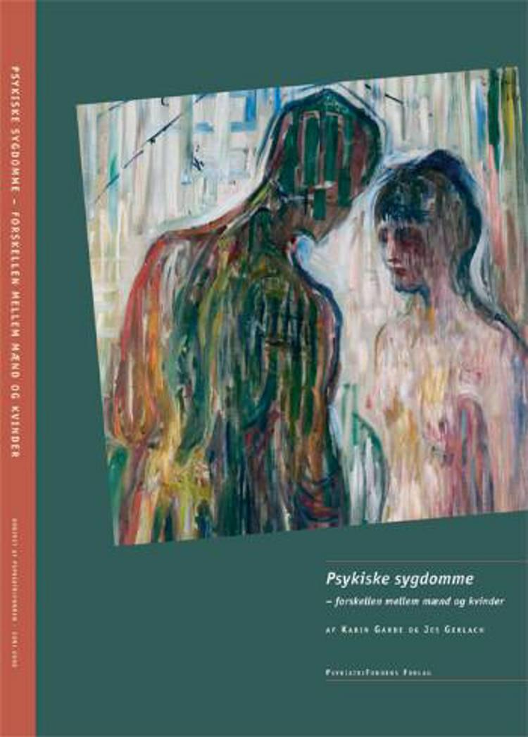 Psykiske sygdomme af Jes Gerlach og Karin Garde